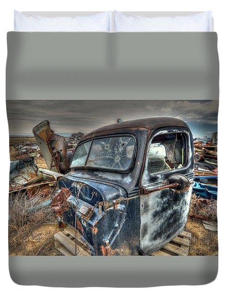 Cab Duvet Cover