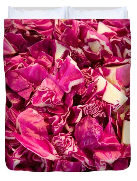 Cabbage 639 Duvet Cover