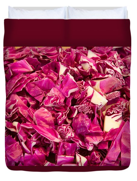 Cabbage 639 Duvet Cover