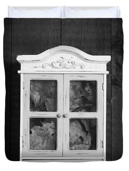 Cabinet Of Curiosity Duvet Cover