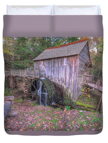 Cable Mill Duvet Cover