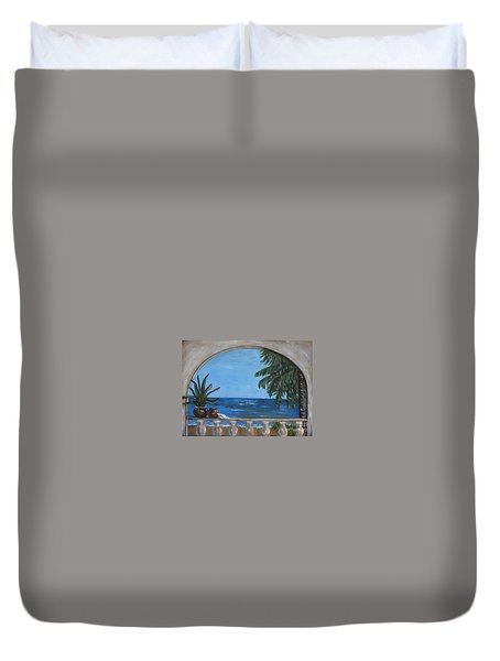 Cabo Arch #2 Duvet Cover