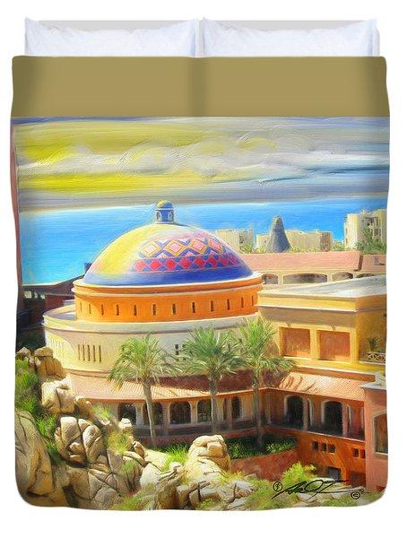 Cabo Condo Duvet Cover
