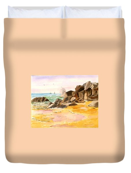Cabo San Lucas Duvet Cover