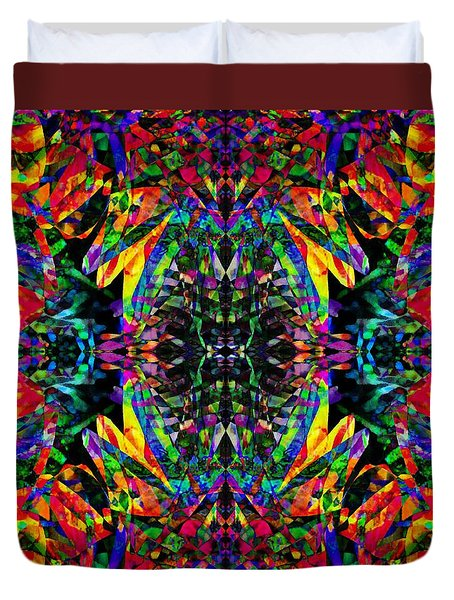 Cacophony Duvet Cover