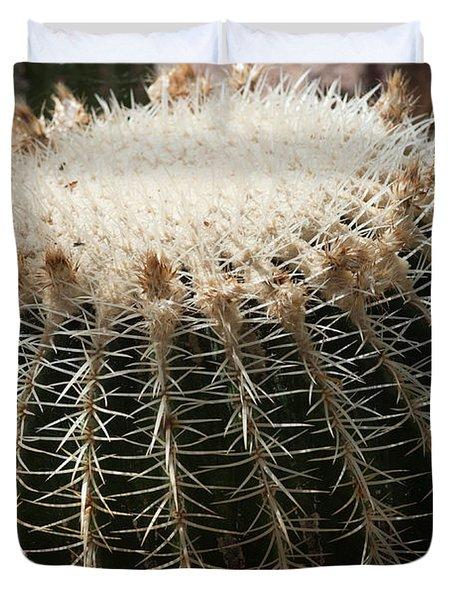 Cacti Fine Art Duvet Cover
