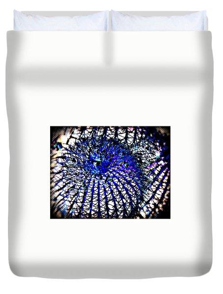 Cacti Iv Duvet Cover