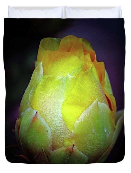 Cactus Flower 7 Duvet Cover
