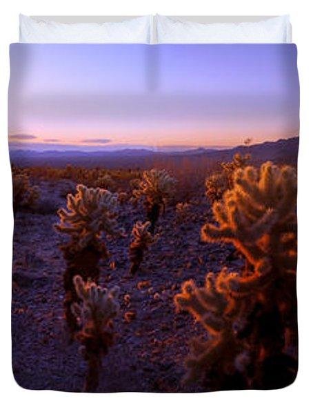 Prickly Duvet Cover