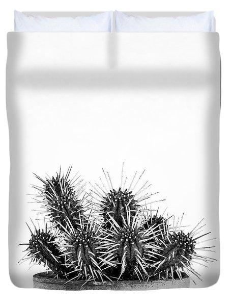 Cactus Nature Duvet Cover