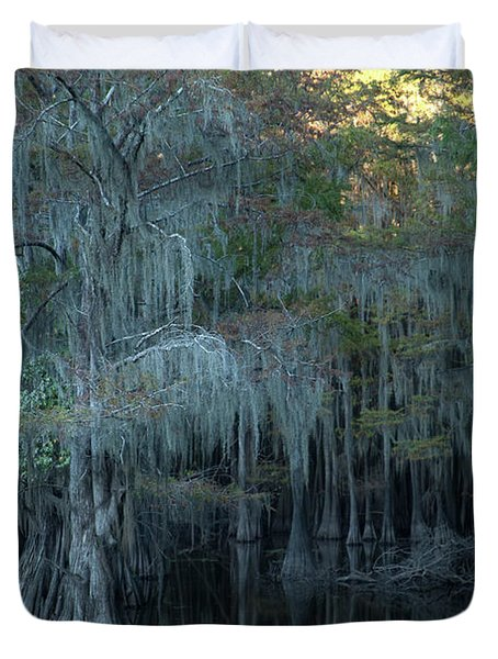 Caddo Lake #2 Duvet Cover