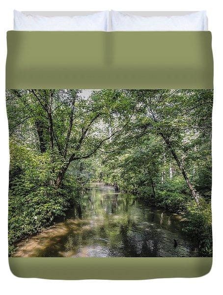 Cades Creek Duvet Cover