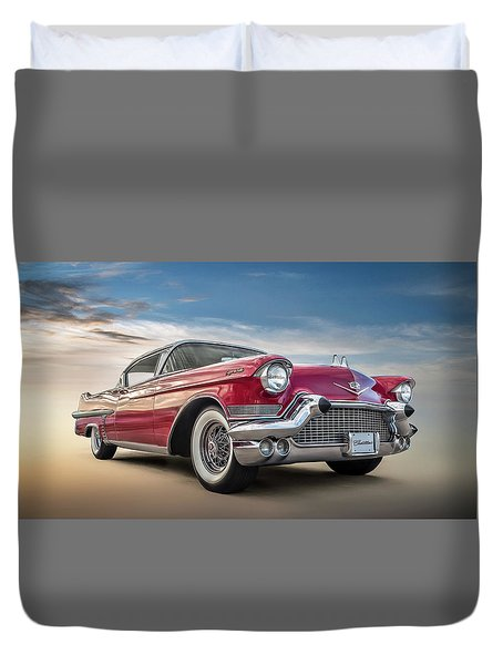 Cadillac Jack Duvet Cover