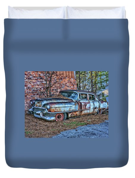 Cadilliac Duvet Cover