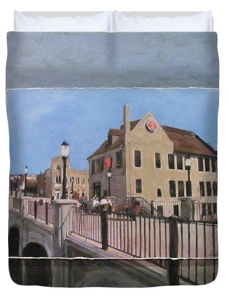 Cafe Hollander 2 Layered Duvet Cover