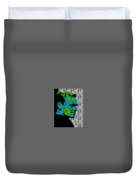 Cagney 3 Duvet Cover