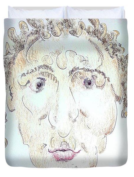 Caius Lividicus Duvet Cover