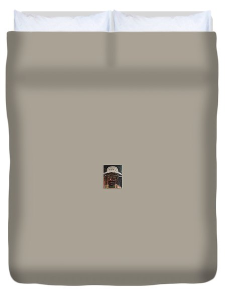 Cajun Duvet Cover