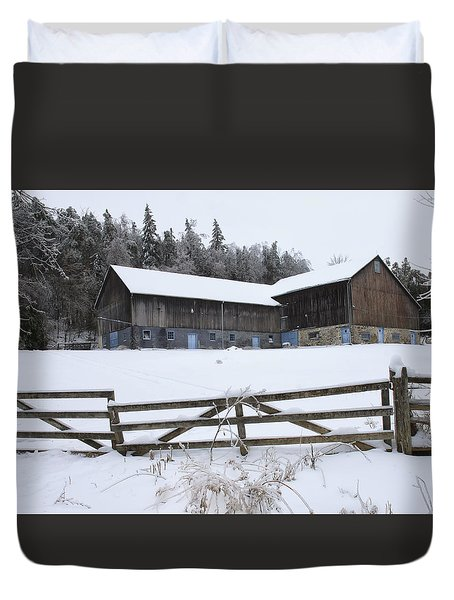 Caledon Farm Duvet Cover by Gary Hall