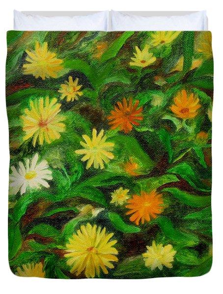 Calendula Duvet Cover