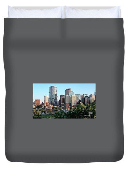 Calgary 2 Duvet Cover
