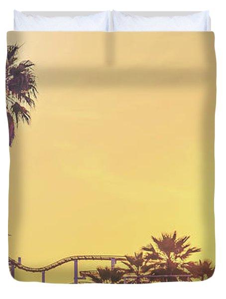 Cali Vibes Duvet Cover