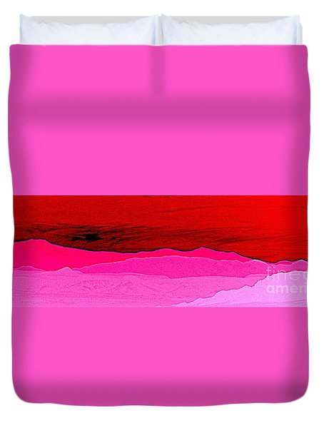 California Horizon Duvet Cover