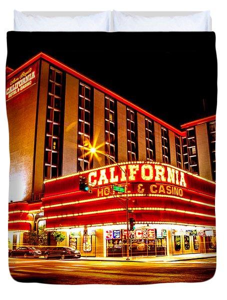 California Hotel Duvet Cover