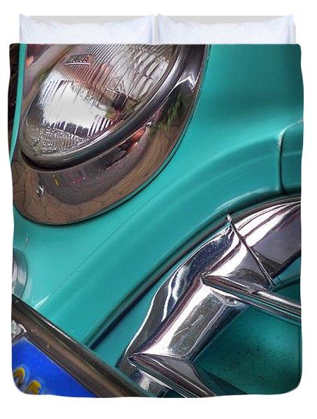 California Duvet Cover by Skip Hunt