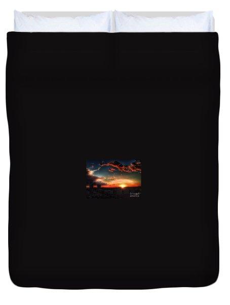 California Sky Duvet Cover