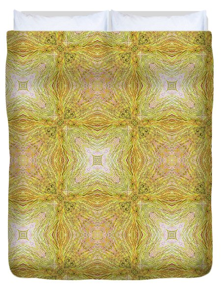 California Spring Oscillation 18 Duvet Cover