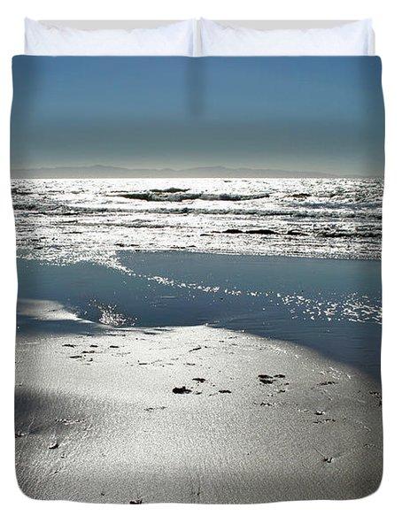 California Sunshine Duvet Cover