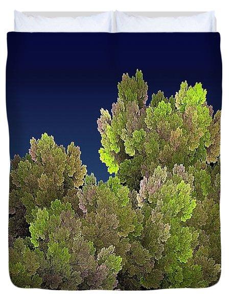 Callahan Grove Spring Duvet Cover