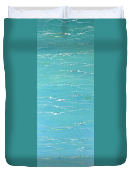 Calm Reflections Duvet Cover