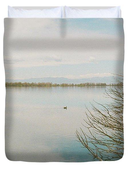 Calm Tranquility Duvet Cover