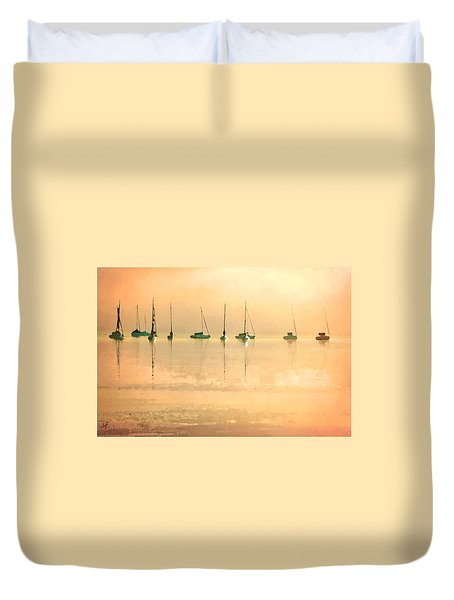 Calm Waters Duvet Cover