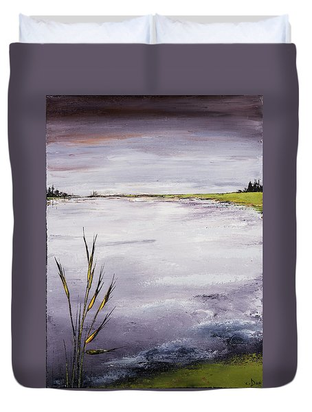 Calmer Water Duvet Cover