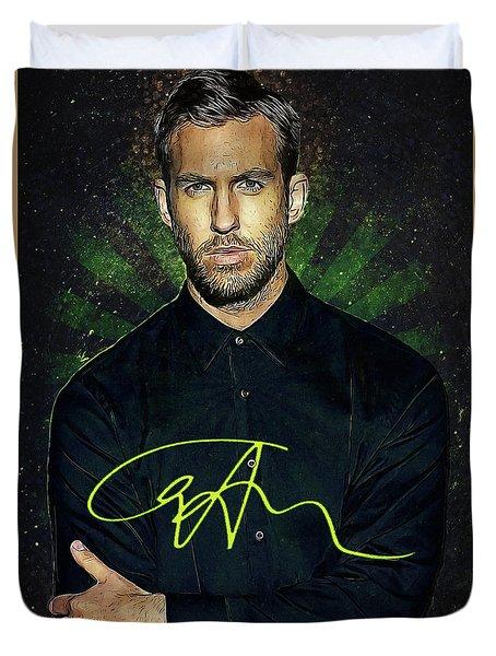 Calvin Harris Duvet Cover