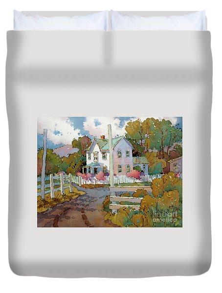 Cambria Farm Duvet Cover