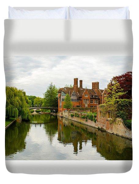 Cambridge Serenity Duvet Cover