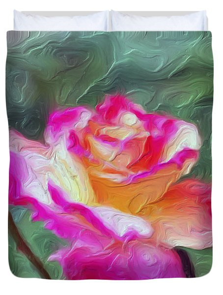 Cameo Duvet Cover by Don Wright