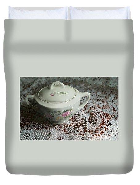 Camilla's Sugar Bowl II Duvet Cover