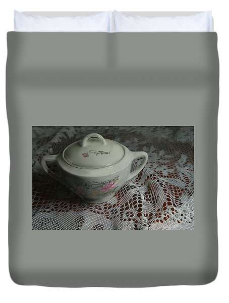 Camilla's Sugar Bowl Duvet Cover