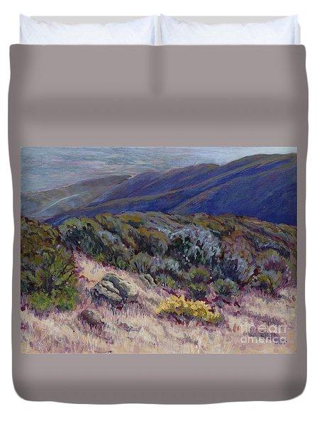 Camino Cielo View Duvet Cover
