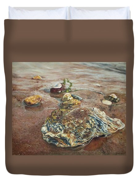 Camouflage Duvet Cover