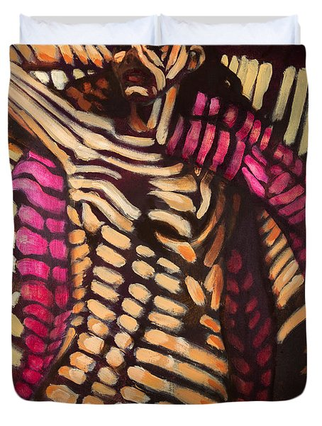 Camouflage Nap Duvet Cover