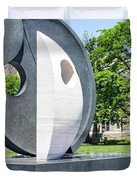 Campus Art Duvet Cover