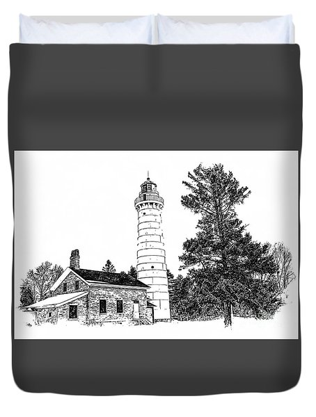 Cana Seldom Seen Duvet Cover by Jim Rossol