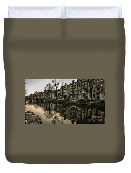 Canal House Reflections Duvet Cover