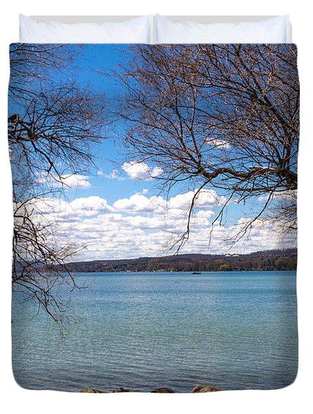 Canandaigua Duvet Cover
